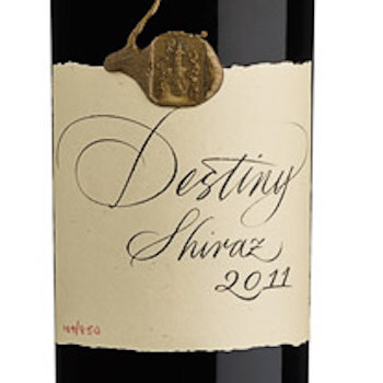 Extraordinary Destiny Shiraz 2011 released